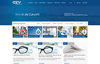 Webdesign Referenz: AZV