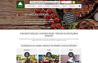 Webdesign Referenz: Pro-Business-Catering